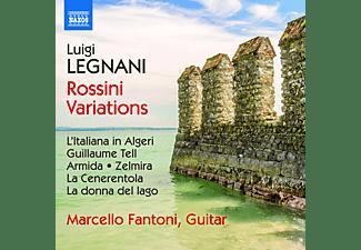 Marcello Fantoni - Rossini-Variationen  - (CD)