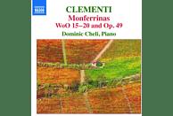 Dominic Cheli - Monferrinas [CD]