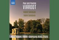 Wolfgang Manz, Reto Kuppel - Violinsonaten [CD]