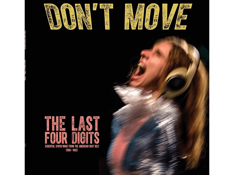 The Last Four Digits - Don't Move [CD]