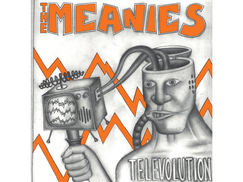 The Meanies - Televolution [Vinyl]