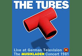 The Tubes - The Musikladen Concert 1981 (Lim.Ed./Col.Vinyl)  - (CD)