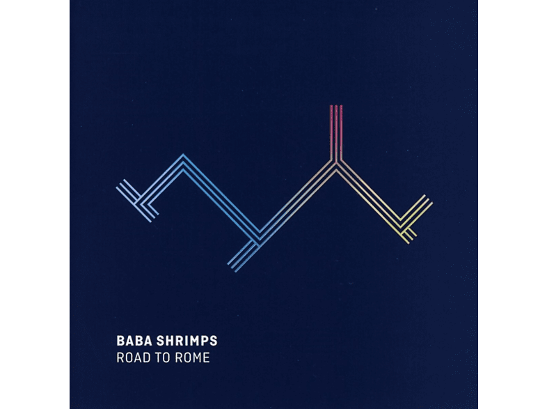 Baba Shrimps - Road to Rome [CD]