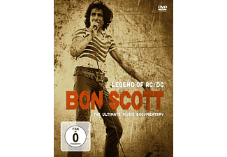 Bon Scott - Legend Of AC/DC   - (DVD)