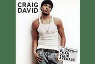 Craig David - Slicker Than Your Average [CD]