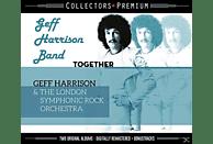 Geff Harrison Band - Collectors Premium: Together & Geff Harrison & The [CD]