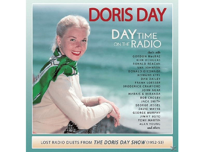 Doris Day - Day Time On The Radio [CD]