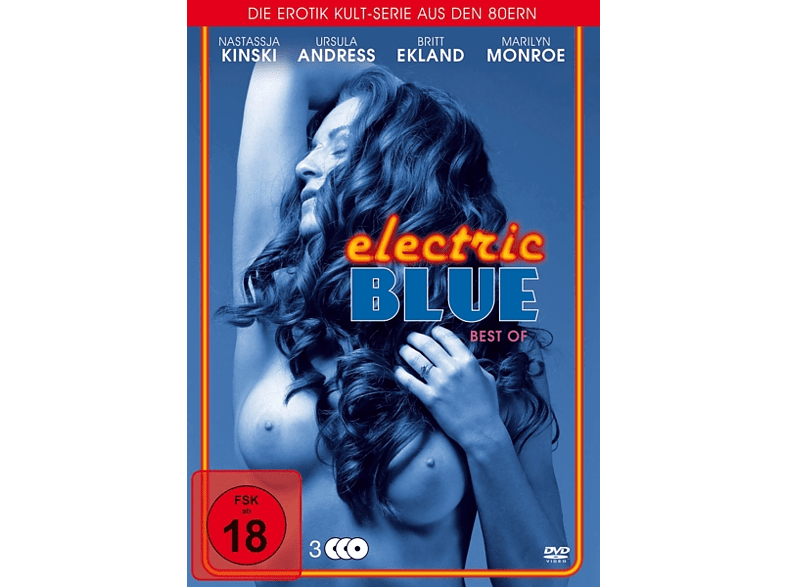 Electric Blue Best Of [DVD]