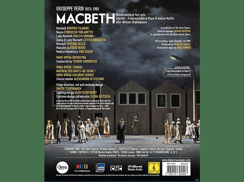 - Macbeth [Blu-ray]