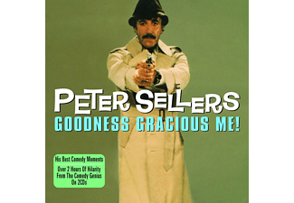 Peter Sellers - GOODNESS GRACIOUS ME !  - (CD)