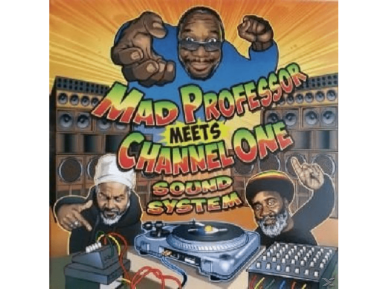 Mad Professor & Channel One Sound System - Mad Professor Meets Channel One Sound System [Vinyl]
