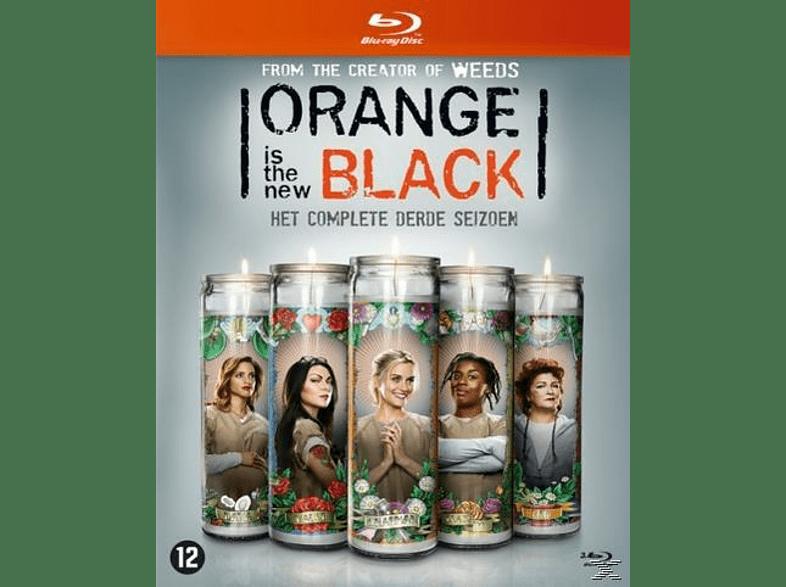Orange is the New Black: Seizoen 3 - Blu-ray