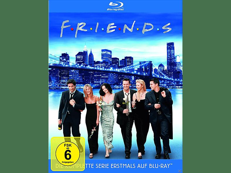 Friends - Die komplette Serie [Blu-ray]