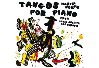 Marcel Worms - Tangos For Piano  - (CD)