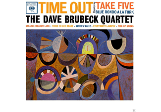 Dave Brubeck - Time Out+ Brubeck Time - (CD)