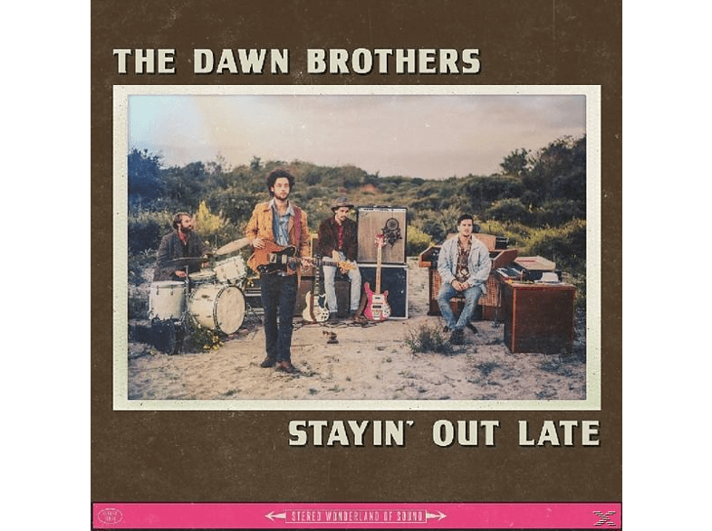 Dawn Brothers - Stayin' Out Late [Vinyl]