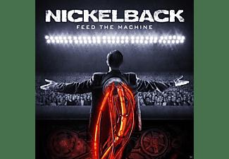 Nickelback - Feed The Machine  - (CD)