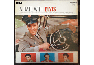 Elvis Presley - A Date With Elvis / Elvis Is Back - (CD)