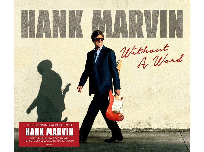 Hank Marvin - Without A Word [CD]