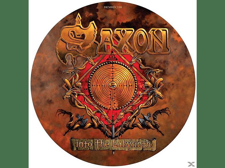 Saxon - Into The Labyrinth (Picture Vinyl) [Vinyl]