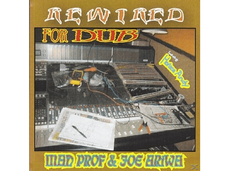 Mad Professor - Rewired For Dub [CD]