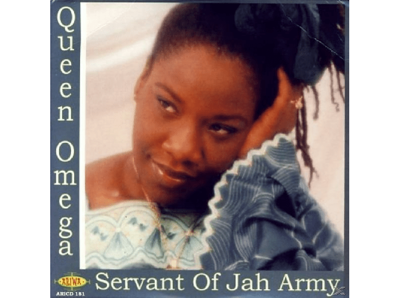 Queen Omega - Servant Of Jah Army [CD]