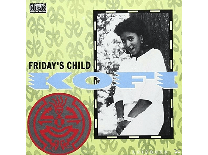 Kofi - Friday's Child [CD]