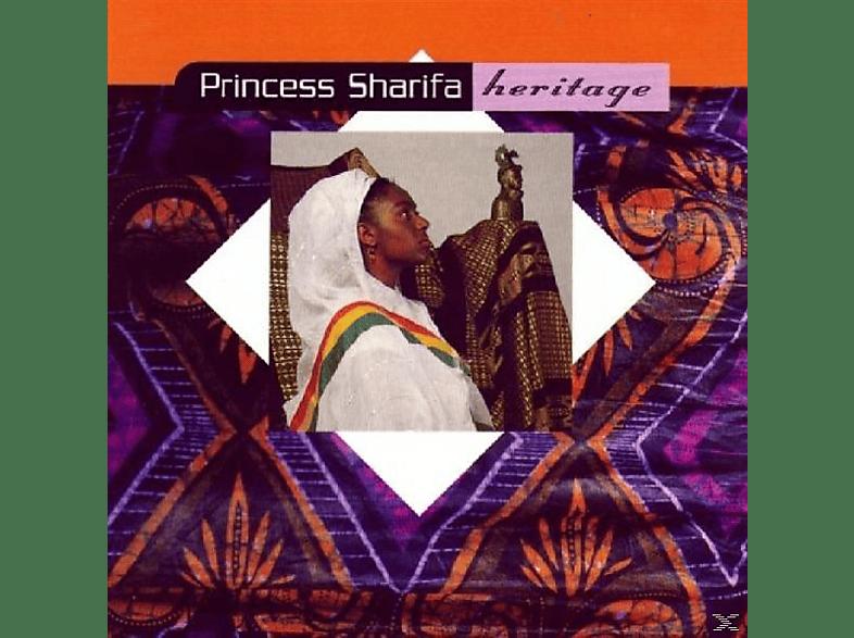 Princess Shafira - Heritage [CD]