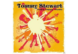 Tommy Stewart - Make Happy Music (Compilation Remas  - (CD)