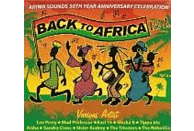 VARIOUS - Back To Africa [CD]