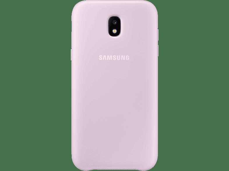 SAMSUNG Dual Layer Cover EF-PJ530 , Backcover, Samsung, Galaxy J5 (2017), Pink