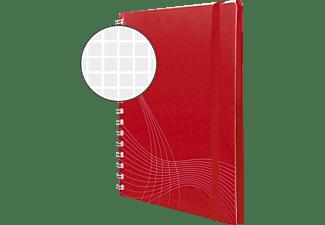 AVERY ZWECKFORM notizio Kunststoff-Cover Notizbuch 182 x 210 mm 182 x 210 mm A5  90 Blatt