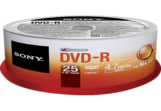 SONY 25DMR47SB DVD*R Recordable DVD-R