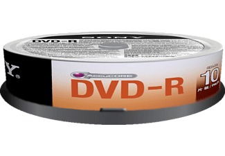 SONY 10DMR47SP DVD*R Recordable DVD-R
