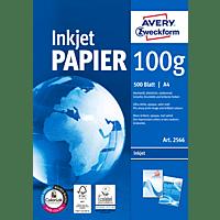 AVERY ZWECKFORM 2566 Druckerpapier 210 x 297 mm 210 x 297 mm A4 500 Blatt