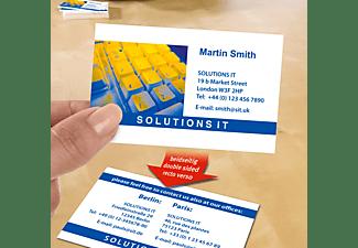 AVERY ZWECKFORM C32016-500 Visitenkarten 85 x 54 mm 85 x 54 mm A4  5.000 Karten / 500 Bogen