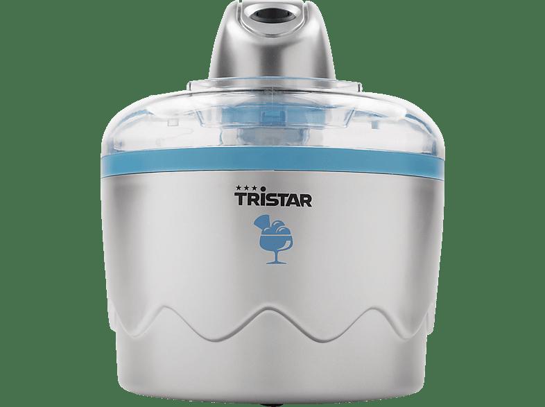 TRISTAR YM-2603 Eismaschine (7 Watt, Silber)