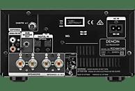DENON D-M41DAB Kompaktanlage (CD, CD-R/RW , Schwarz)