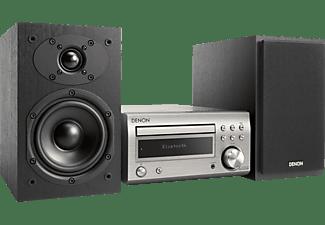 DENON D-M41DAB Kompaktanlage (Premium-Silber/Schwarz)