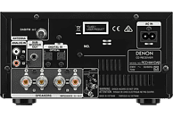 DENON D-M41DAB Kompaktanlage (CD, CD-R/RW, Premium-Silber/Schwarz)