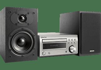 DENON D-M41 Kompaktanlage (Premium-Silber/Schwarz)