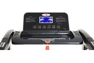 CHRISTOPEIT TM 600 S Laufband, Schwarz/Rot