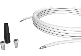 HAMA 85 dB 10 m SAT-Anschluss-Kit