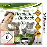 Meine Tierstation im Outback 3D - [Nintendo 3DS]