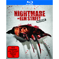 Nightmare on Elm Street Collection (Nightmare on Elm Street Collection) [Blu-ray]