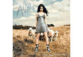 Aura - Can't Steal The Music  - (CD)