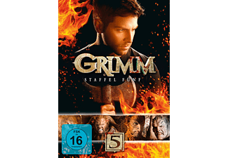 Grimm - Staffel 5 DVD