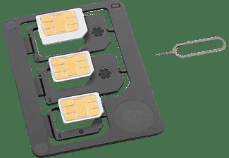 Kit adaptadores tarjeta SIM - ISY ISA-1400 Triple: SIM MicroSIM NanoSIM