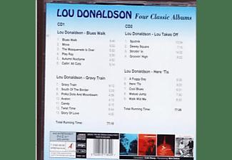 Lou Donaldson - Four Classic Albums  - (CD)