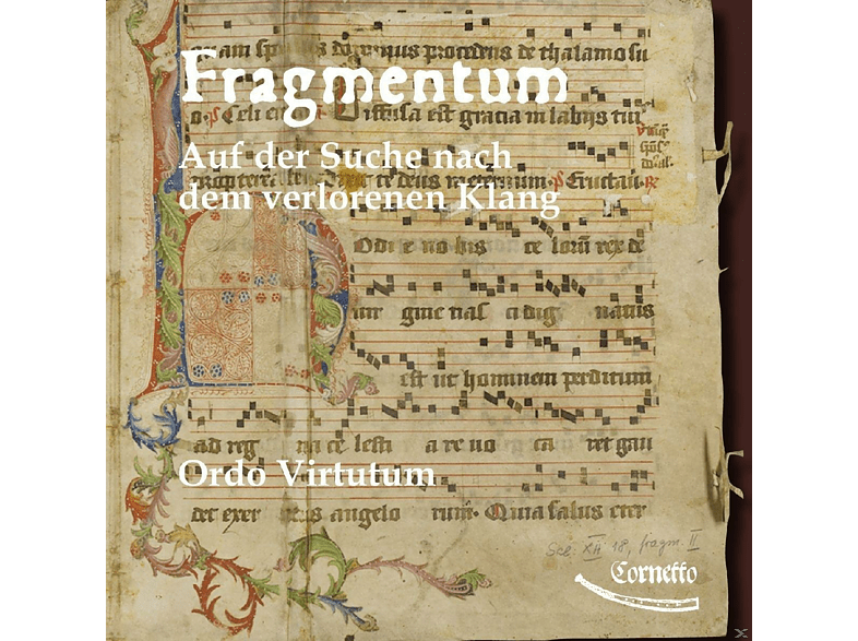 Ensemble Ordo Virtutum - Fragmentum [CD]
